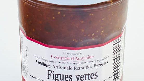 CONFITURE DE FIGUES VERTES POT 360 gr