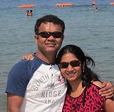 Saritha and Sadananda Masarur