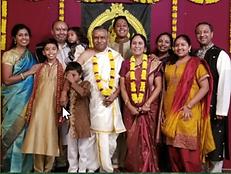 Komarla Family