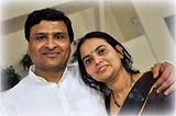 Anita and Shivakumar Nadgouda