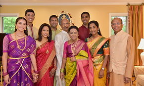 Ashwatha Narayana Family