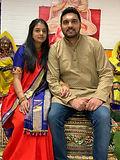 Deeksha and Shamanth Umesh