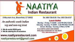 Naatiya Indian Restaurant