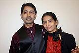 Jyothi and Girish Kabbinad