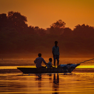 Narmada River, Maheshwar