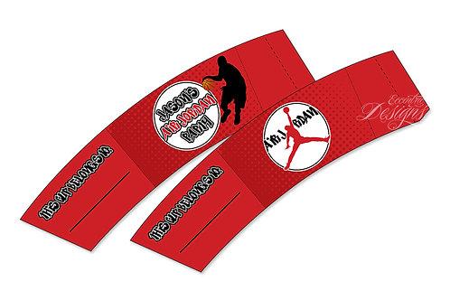 Air Jordan/Jumpman - Cup Wrappers