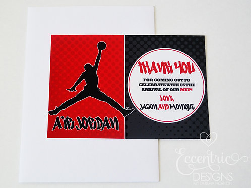 Air Jordan/Jumpman - Thank You Note