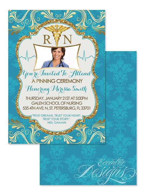 RN Nurse - Digital Pinning Invitation