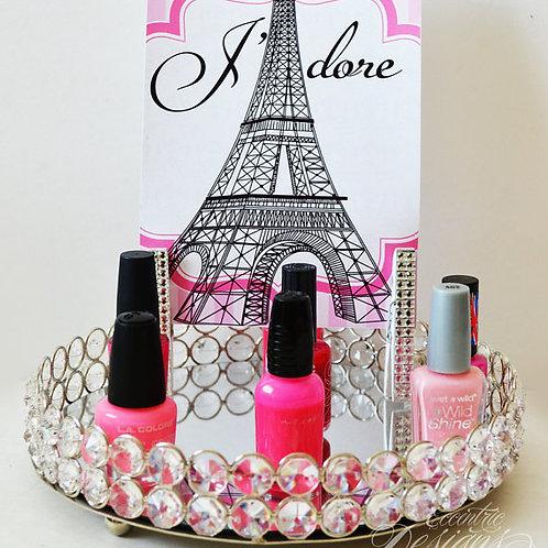 J'adore - Paris Art Print