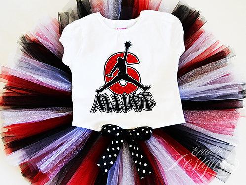 Air Jordan/Jumpman - Tutu Outfit