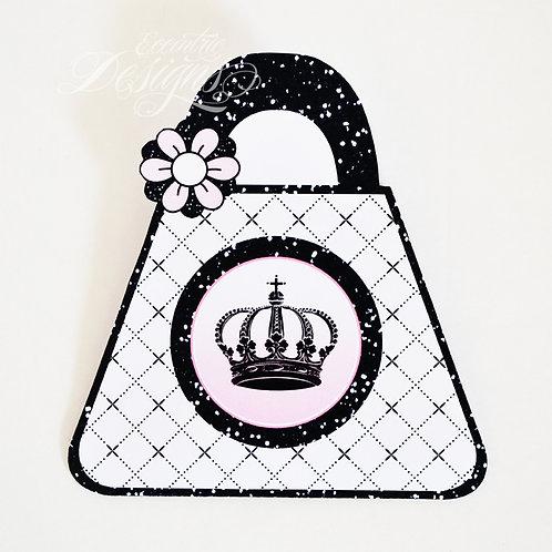 Coco Chanel - Digital Invitation