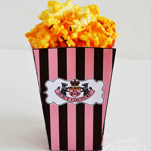 Juicy Couture - Favor Snack Box