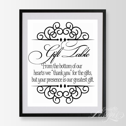 Eccentric Designs | Custom Stationery & Personalized Gift Items ...