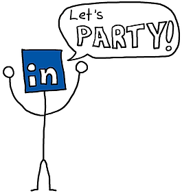 Party-On-LinkedIn-The-Anti-Social-Media.