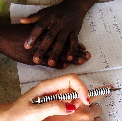 kirjekaveri afrikasta