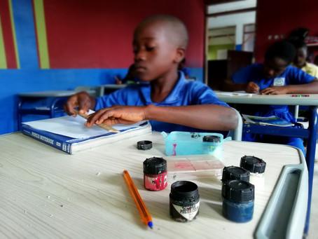 Sun Ghana ry:n kirjekaveriprojekti käynnistyy!