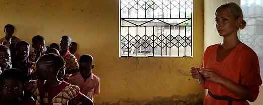 työharjoittelu ghana
