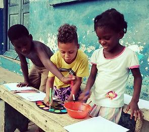 ghana vapaaehtoistyö