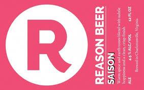 Reason Beer Saison