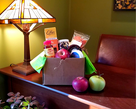 Fruit & Cheese Care Package