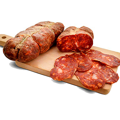 Calabrese Spicy Salami (sliced)