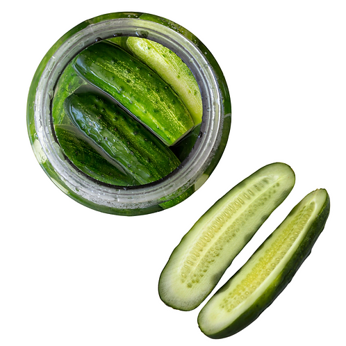Kosher Dill & Garlic Pickles