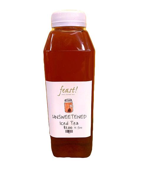 Unsweetened Iced Tea -15 oz
