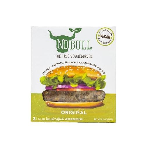 No Bull Burgers - 2pk Original