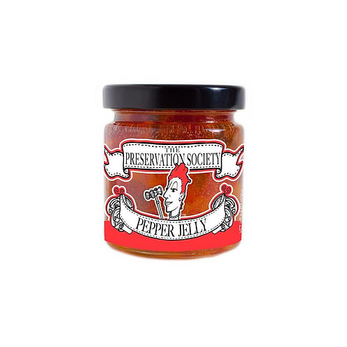 Preservation Society Pepper Jelly
