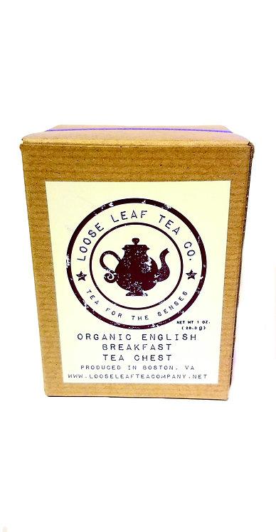 Loose Leaf Tea Co - 12 bags