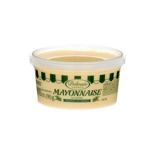 Delouis Fresh Mayonnaise - 6.6oz