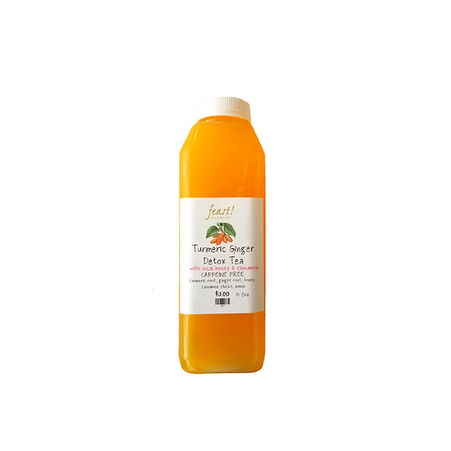 Turmeric Ginger Detox - 15oz