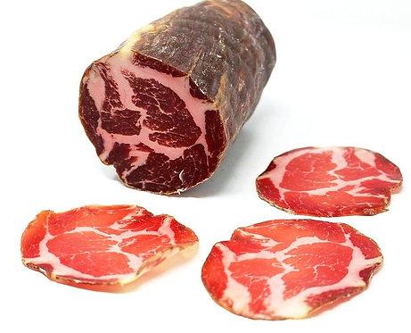 Local Capocollo (Coppa, sliced)
