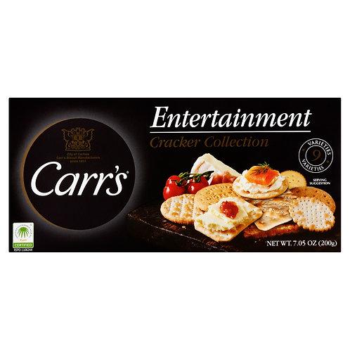 Carrs Entertainment Crackers -7.05oz