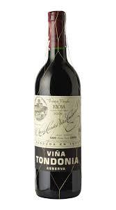 Spanish Rioja - R.Lopez Tondonia 07 Reserva