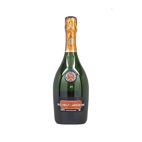 Thibaut Janisson Blanc de Chardonnay, 750ml