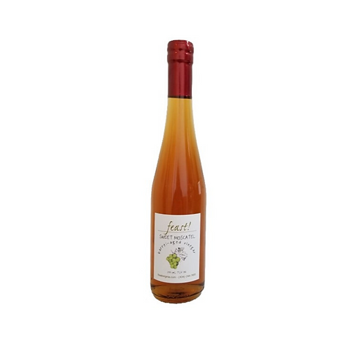 Sweet Moscatel Vinegar - 375ml