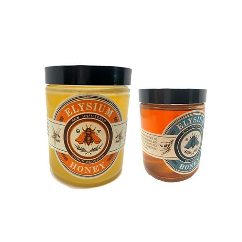 Elysium Honey - various sizes, flavors