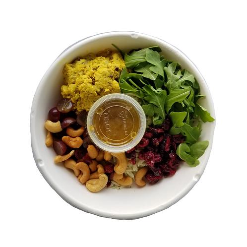 Curried Chicken & Rice Bowl - Gluten Free