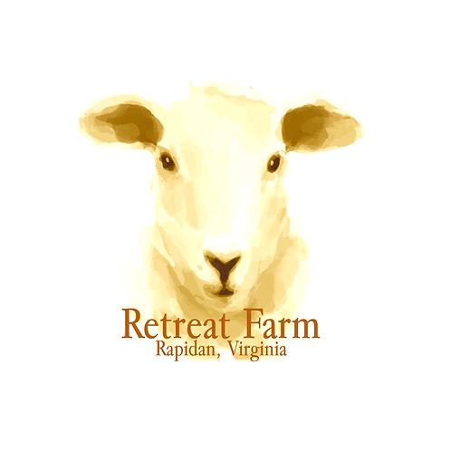 Retreat Farm Ground Lamb - 1lb.