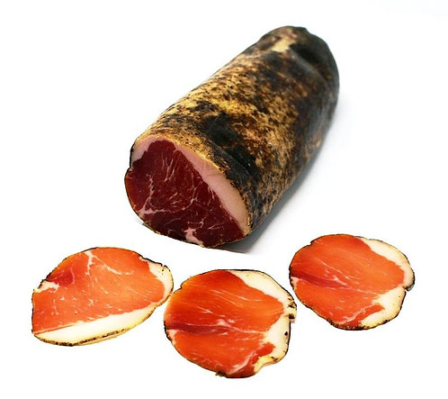Local Lonzino Cured Pork Loin (sliced) - 4oz