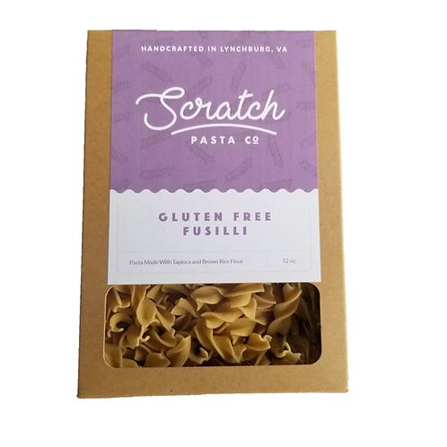 Scratch Gluten Free Fusilli - 12 oz