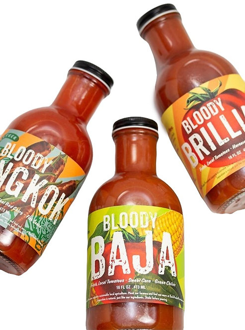 Back Pocket Provisions Bloody Mary Mix