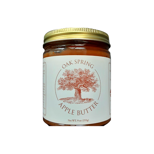 Local Apple Butter