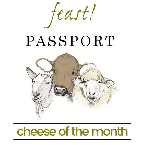 Cheese of the Month Membership
