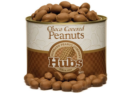 Hubs Choco Covered Peanuts