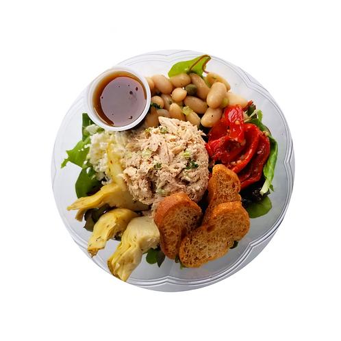 Mediterranean Salad (Tuna)