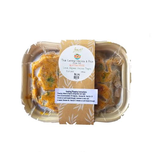 Thai Curried Chicken & Rice - Gluten Free