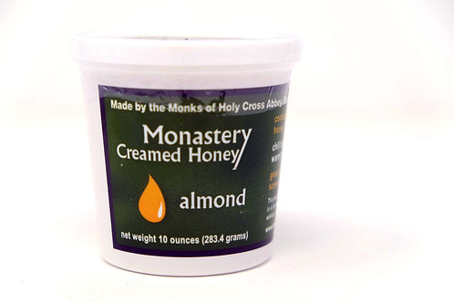 Monastery Creamed Honey - 10oz