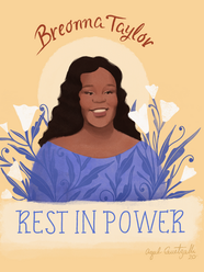 Rest In Power Breonna Taylor